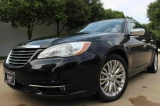 Chrysler 200 Limited Pkg w/ Navigation Leather 2011