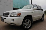 Toyota Highlander Hybrid Limited Leather 2006