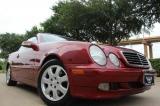 Mercedes-Benz CLK Cabriolet Sport 2002