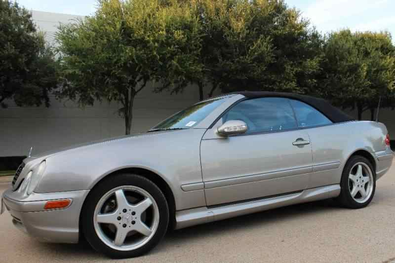 2002 mercedes benz clk class for sale in dallas tx page 2 for Mercedes benz for sale in dallas tx