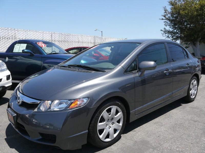 Honda Civic Sedan LX 2011