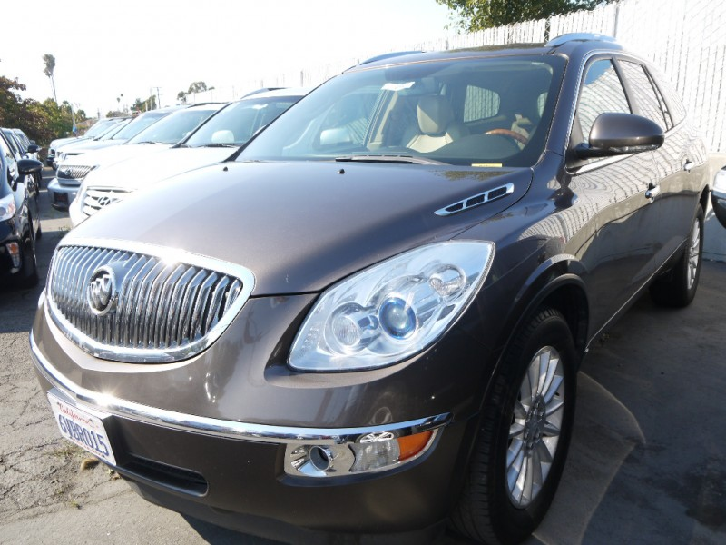 Buick Enclave AWD 2010