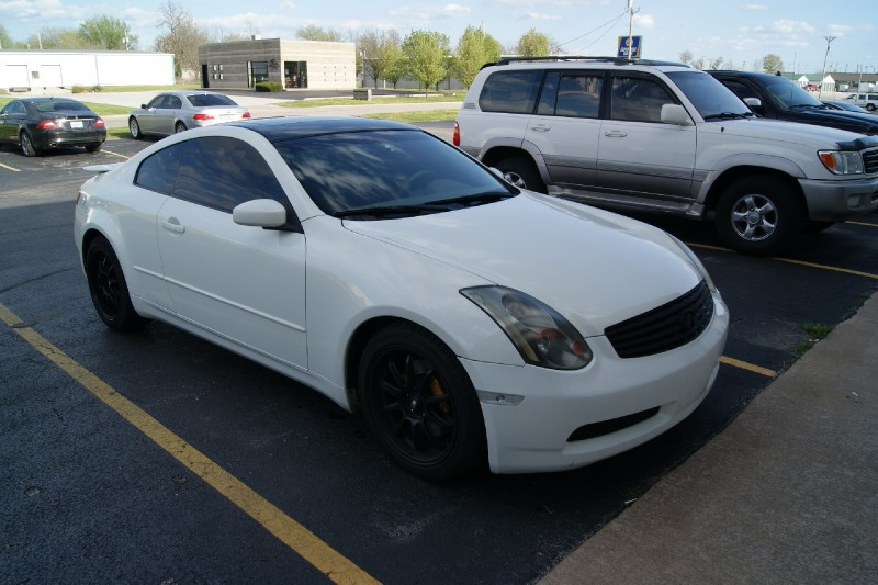 white g35 manual for sale