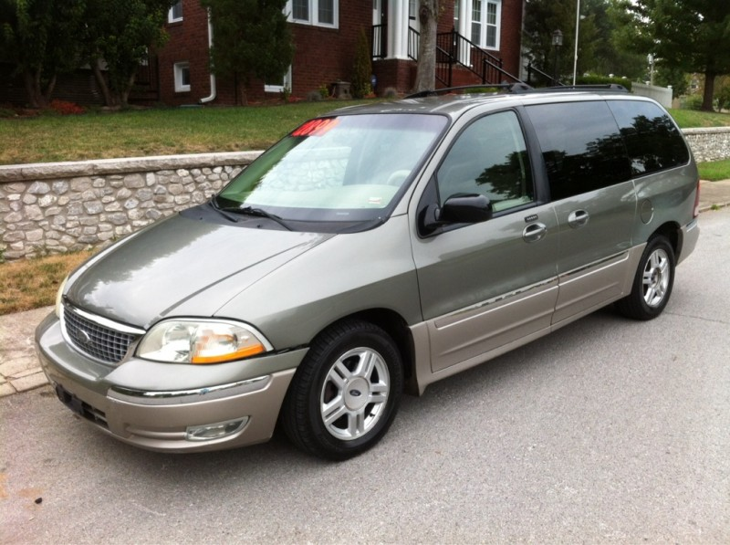 Ford Windstar Wagon 2003