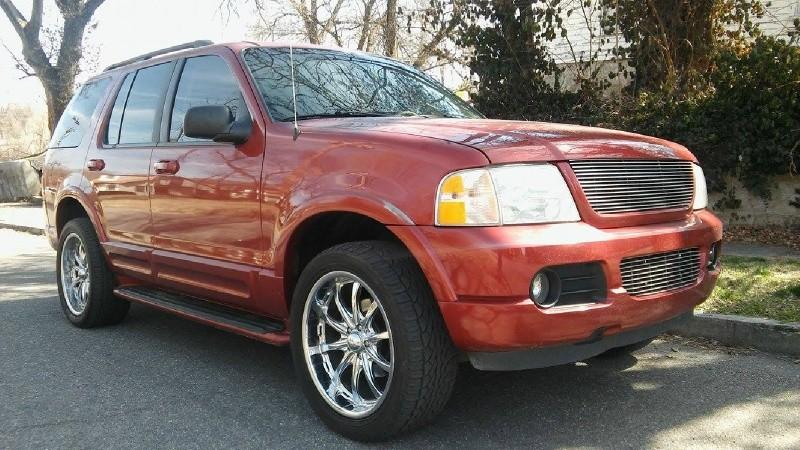 Ford Explorer 2003
