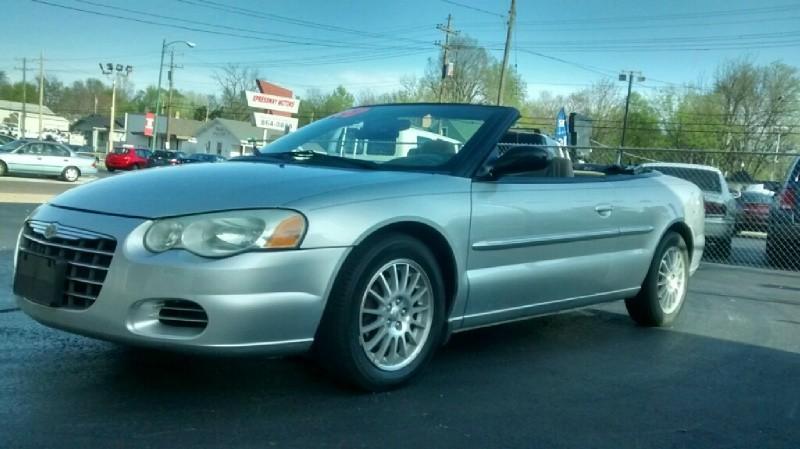 Chrysler Sebring Conv 2005