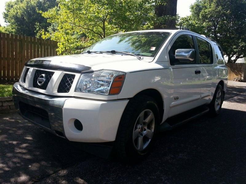 Nissan Armada 2006
