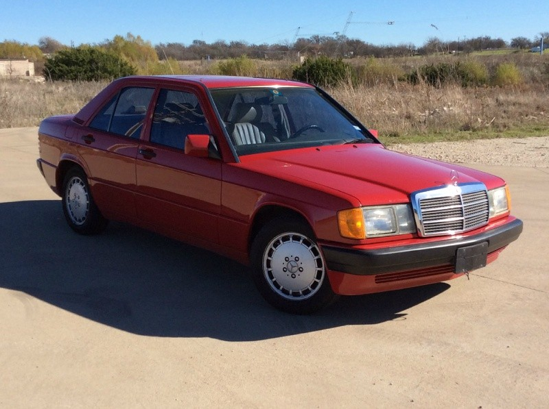 1993 mercedes benz 190 series 4dr sedan 190e 2 6l for 1993 mercedes benz 190e 2 6