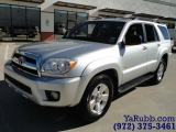 Toyota 4Runner Lthr Sunroof 2007