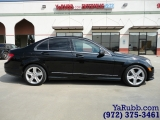 Mercedes-Benz C-300 only 24k mi Full Warranty 2010