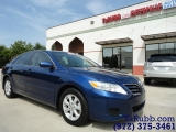 Toyota Camry LE Alloy Wheels Service Records Clean Carfax 2010