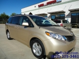 Toyota Sienna LE Backup Cam Bluetooth 2013