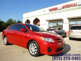 Toyota Corolla LE 1 Owner 2011
