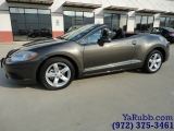Mitsubishi Eclipse Spyder Convertible GS 2010
