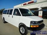 Chevrolet Express 15 Passenger Van 32k mi 2013