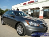 Honda Accord SE 1 Owner Leather 2012