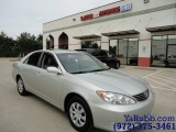 Toyota Camry LE Leather Sunroof 2005