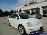 Volkswagen New Beetle Triple White SE Lthr Snrf 2008