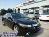 Acura TSX Bluetooth Leather Sunroof 2013