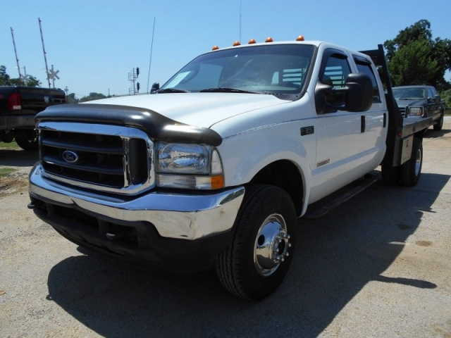 "2004 Ford Super Duty F-350 DRW Crew Cab 156"" XL 4WD ..."