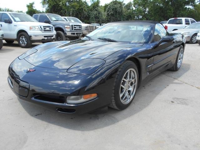 2000 Chevrolet Corvette 2dr Convertible Inventory