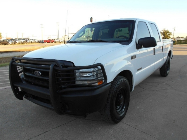 "2003 Ford Super Duty F250 Crew Cab 156"" XL - Inventory ..."