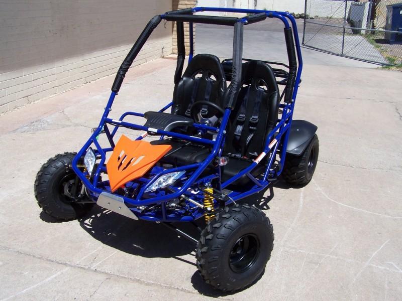 Brand New Supermach 150cc Side By Side Go Karts Arizona
