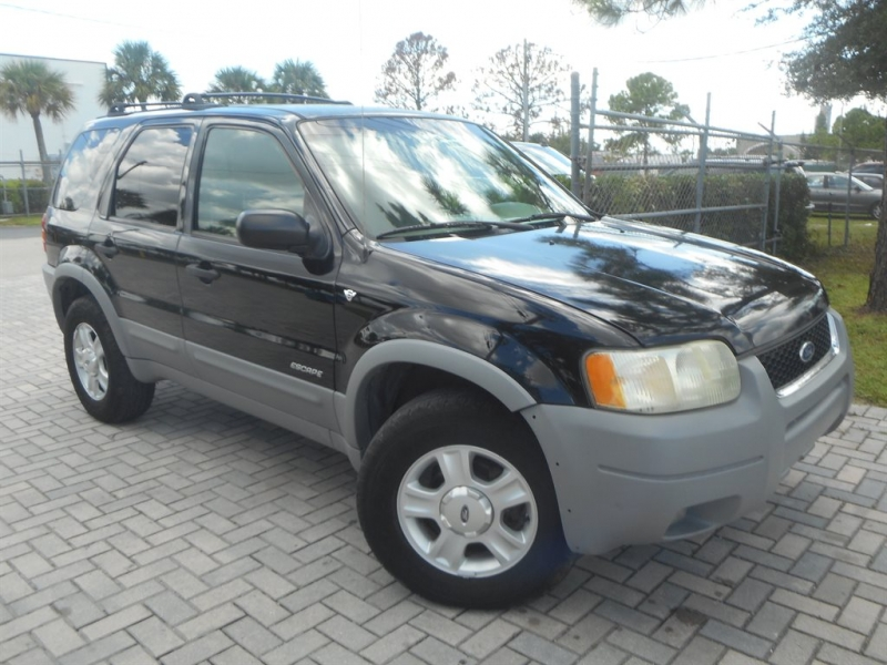 2002 ford escape xlt cars - fort myers, fl at geebo