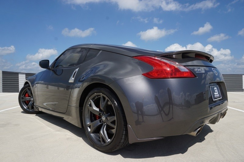 2010 nissan 370 z 40th anniversary edition 370z. Black Bedroom Furniture Sets. Home Design Ideas