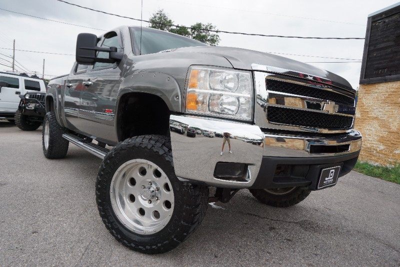 2007 chevrolet silverado 1500 ltz crew cab 4wd vortec. Black Bedroom Furniture Sets. Home Design Ideas