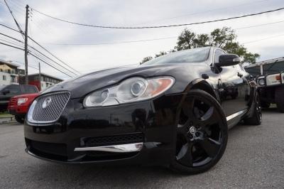 Jaguar XF Supercharged 2009