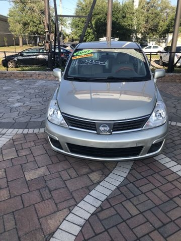 2007 nissan versa sl sedan 4d cars - orlando, fl at geebo