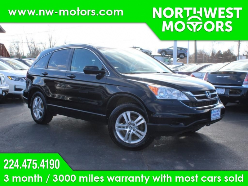 2011 honda cr-v ex-l cars - mundelein, il at geebo
