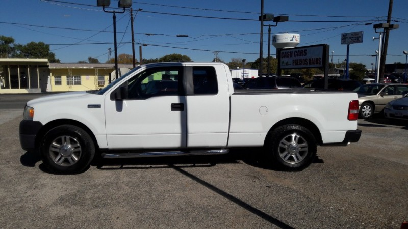 2007 ford f 150 2wd supercab 133 stx inventory rene 39 s used cars auto dealership in. Black Bedroom Furniture Sets. Home Design Ideas