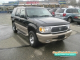 Mercury Mountaineer 2000