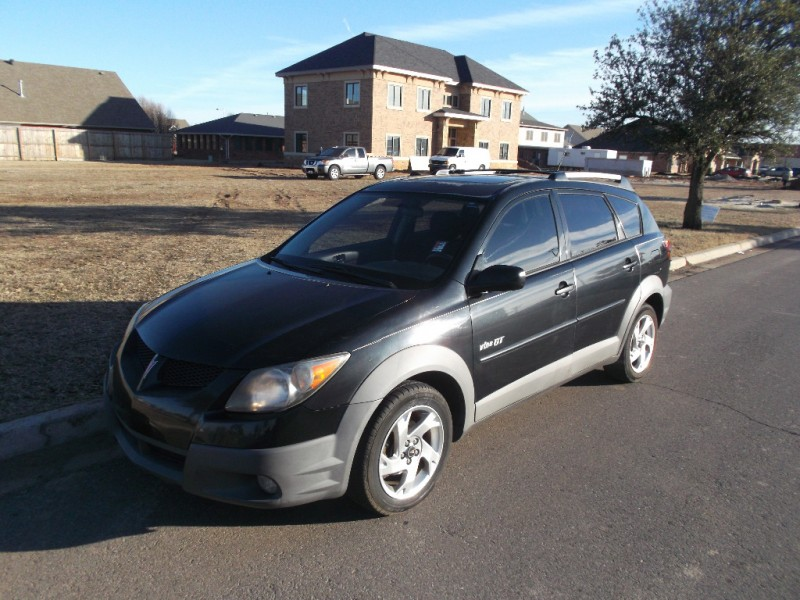 2003 pontiac vibe gt inventory buzzzmotors auto. Black Bedroom Furniture Sets. Home Design Ideas