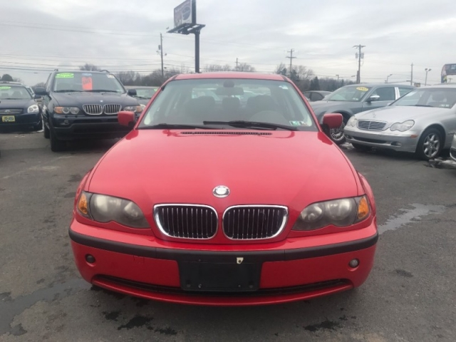 2003 Bmw 3 Series 325xi 4dr Sdn Awd 3 299 Youngstown