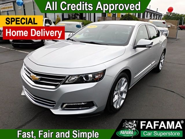 2019 chevrolet impala 3.6l v6 premier cars - milford, ma at geebo