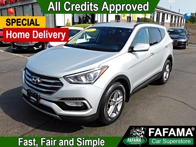 2017 hyundai santa fe sport awd cars - milford, ma at geebo