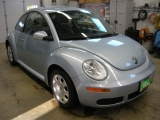 Volkswagen New Beetle Coupe 2010