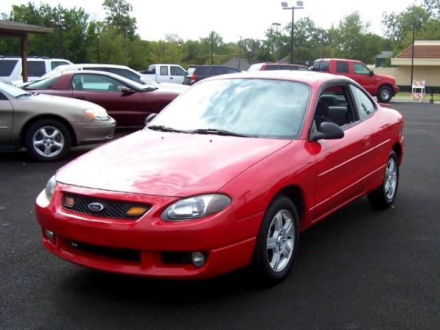 Used 2003 Ford Escort Consumer