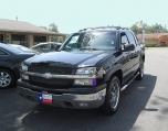 Chevrolet Avalanche Truck 2003