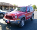 Jeep Liberty SUV 2005