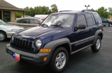Jeep Liberty SUV 2007