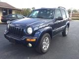 Jeep Liberty SUV 2003