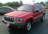 Jeep Grand Cherokee SUV 2002