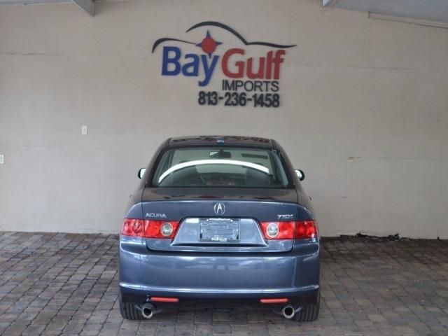 2008 Acura Tsx Sedan 4DR