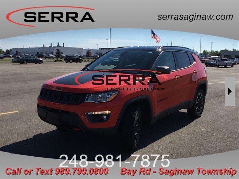 2020 jeep compass trailhawk cars - saginaw, mi at geebo