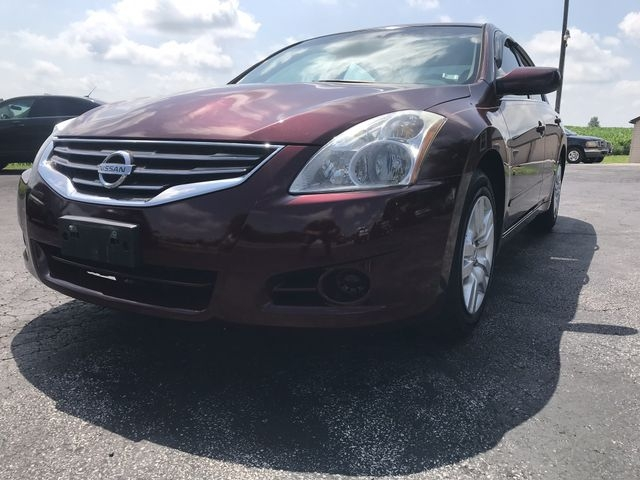 2010 nissan altima 2.5 s sedan 4d cars - millstadt, il at geebo