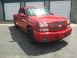 Chevrolet Silverado SS 2005
